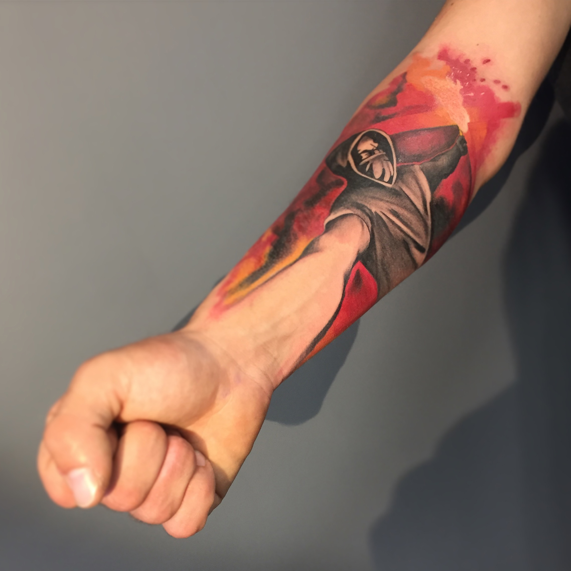 Tattoo Cherisart